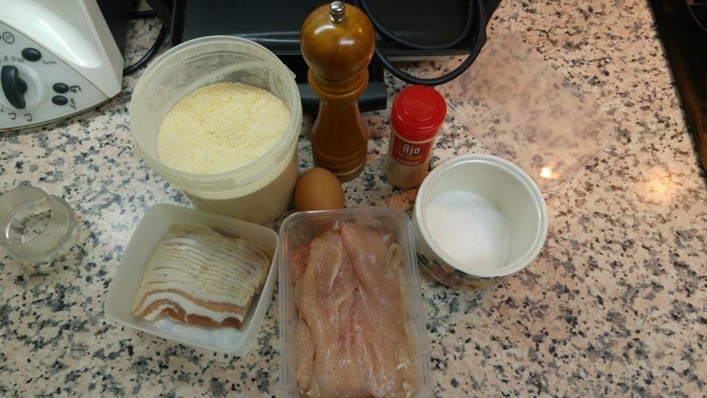 bolitas de pollo 1