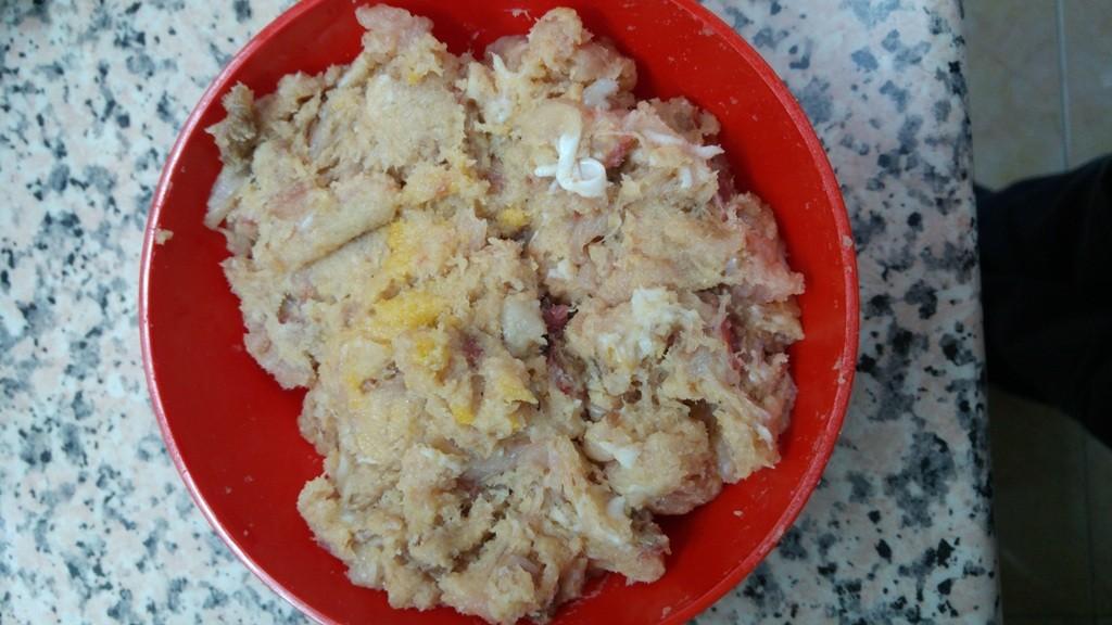 bolitas de pollo 2