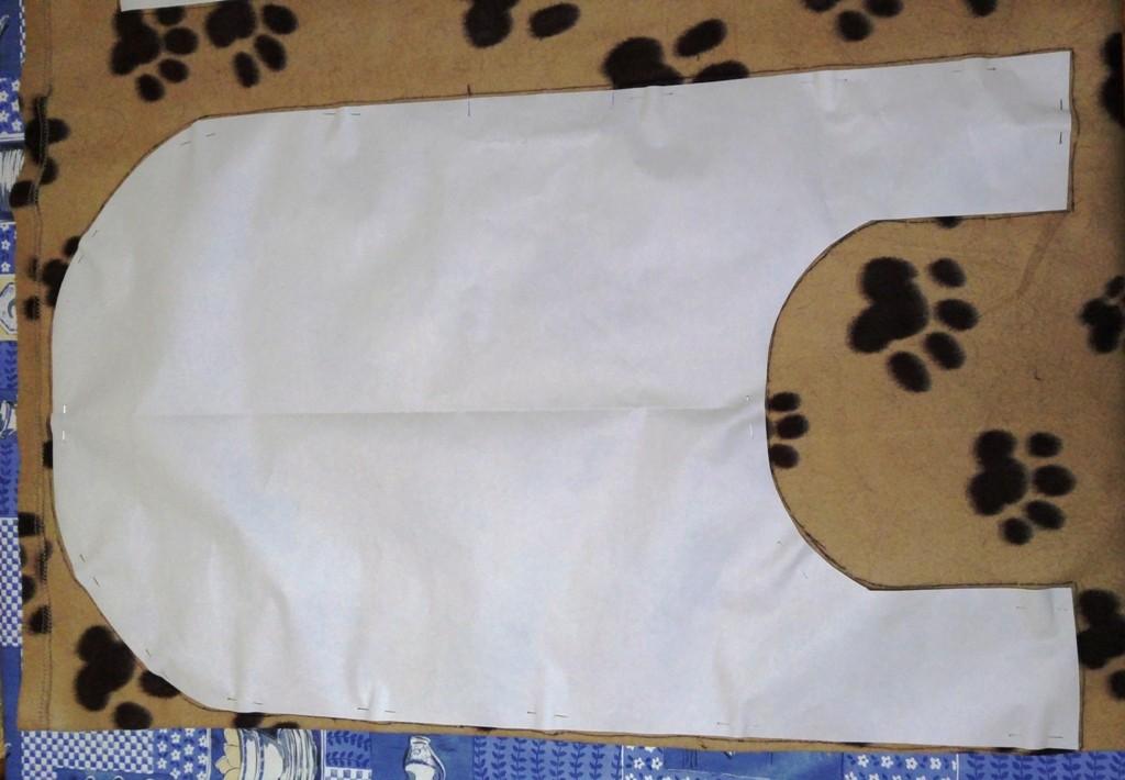 Abrigo trasgu veterinario 1