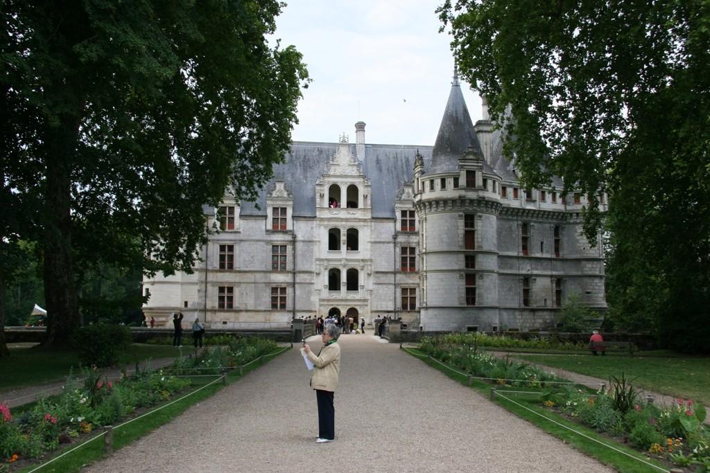 Azay Le Rideau 02 - Loira