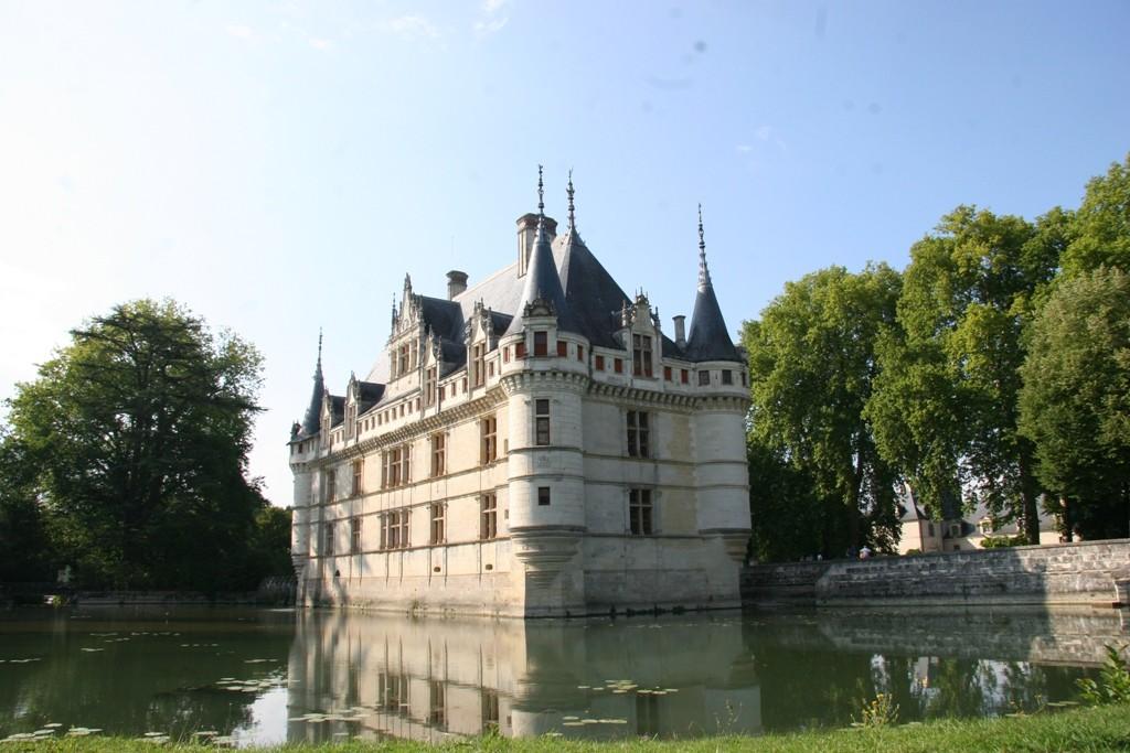 Azay Le Rideau 33 - Loira