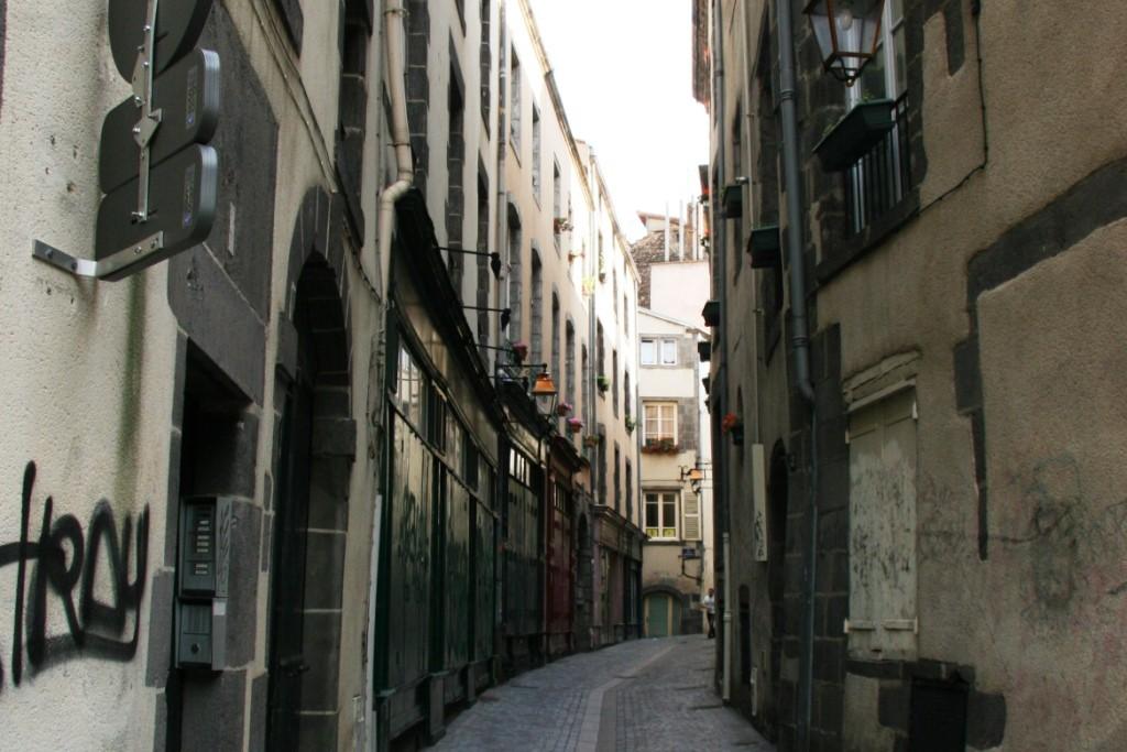 Clermont-Ferrand 14 - Tours